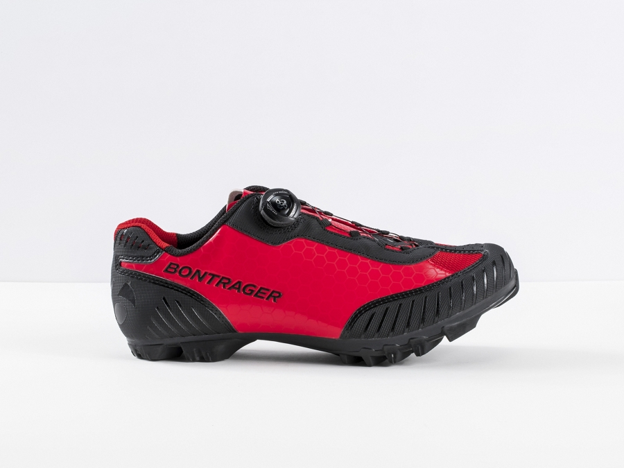 Bontrager Schuh Foray Men's 47 Viper Red