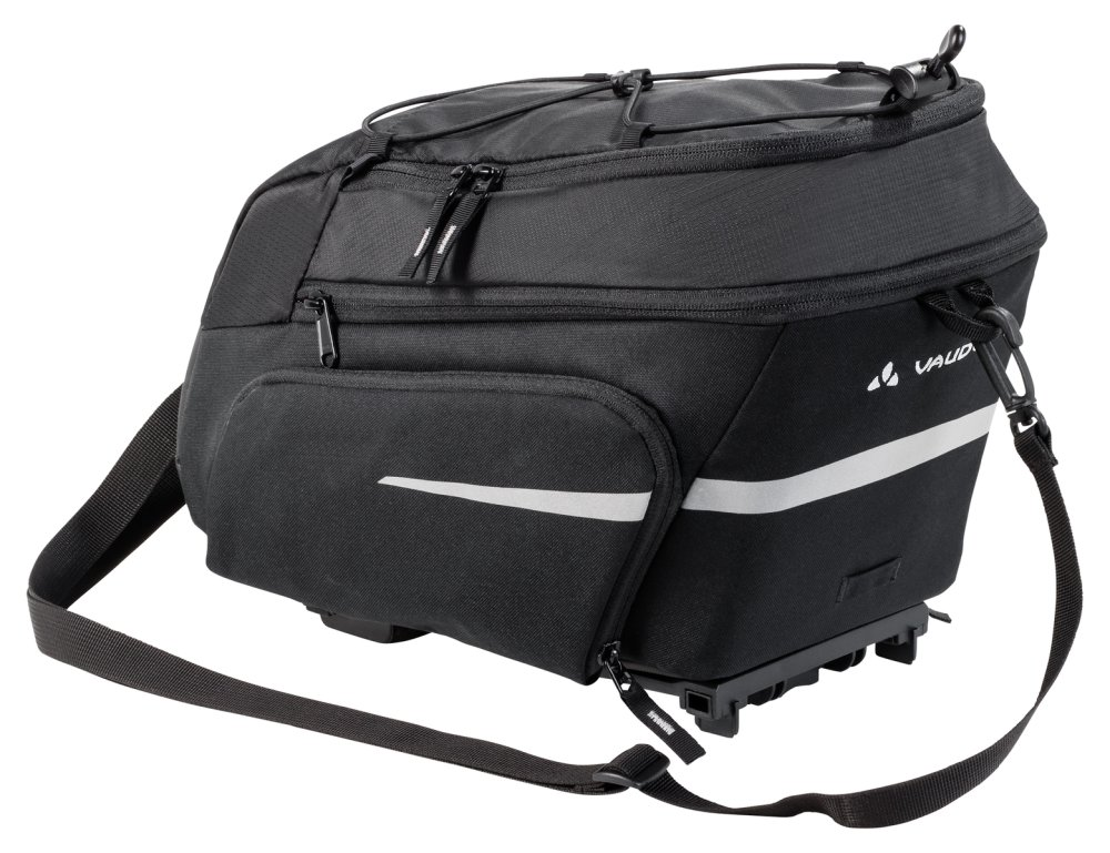 VAUDE Silkroad Plus (i-Rack) black