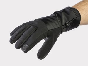 Bontrager Glove Velocis Waterproof Winter Cycling LG Black