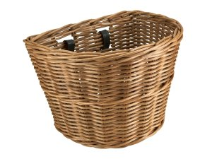 Electra Basket Cruiser Wicker Natural Front