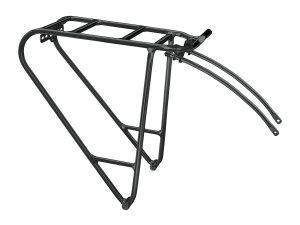 Electra Rack 26  Compatible Alloy Black Rear