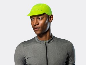 Bontrager Kopfbedeckung Cotton Cycling One Size RadioactiveYellow