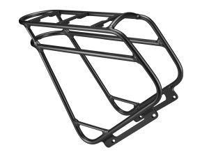 Electra Rack Vale Alloy MIK Black Rear